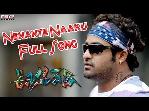 Nenante Naaku Full Song II Oosaravelli Movie II Jr, Tamanna, Payal Ghosh
