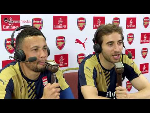 Francis Coquelin & Mathieu Flamini | UnClassic Commentary
