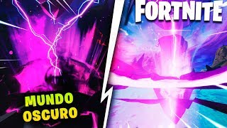 RUNES WILL CREATE PORTALS TO THE FORTNITE DARK WORLD *SEASON 6* SECRETS AND CUBE THEORIES