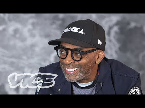 Spike Lee talks BlacKkKlansman, Trump, and Busting Your Ass in the Industry