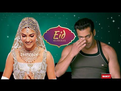 Mubarak Eid Mubarak Full Song 1080p FULLL HD - Tumko Na Bhool Paayenge - Shushmita Sen - Salman Khan