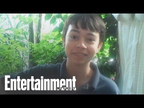 Noah Ringer   'The Last Airbender'  Entertainment Weekly