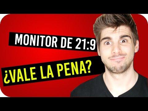 Monitor gaming de 21:9 vs 16:9 ¿VALE LA PENA EL ULTRAWIDE?