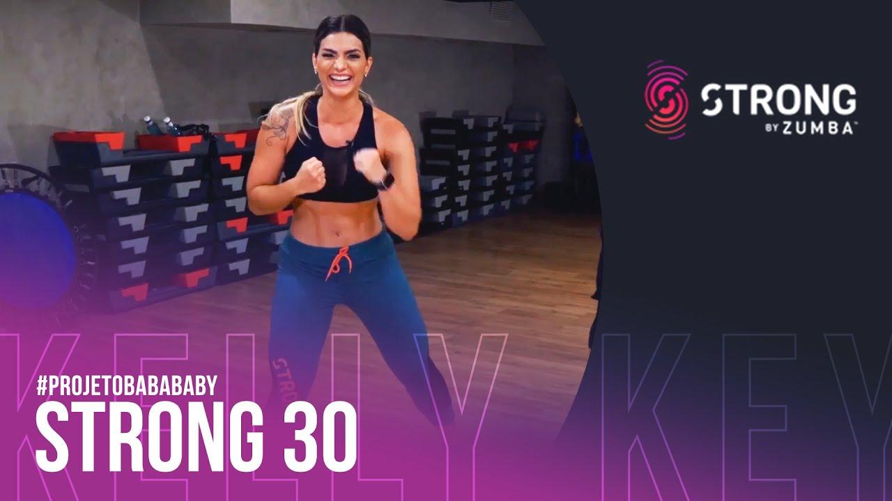 Strong 30 I Projeto Baba Baby Youtube