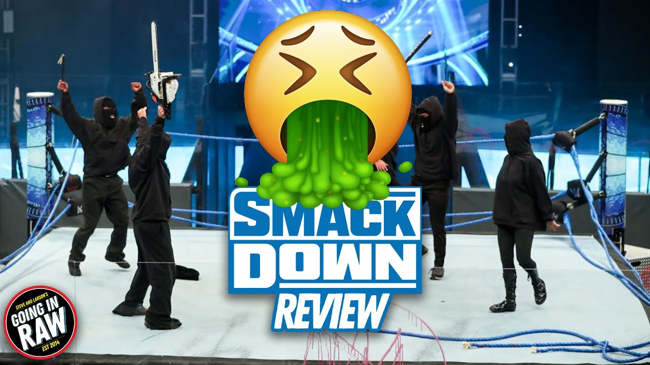 Retribution Debuts On Smackdown | WWE Smackdown Review & Full Results | Going In Raw Podcast