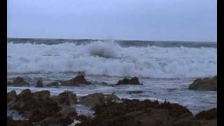 westport beach near campbeltown Argyll .MP4