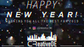 Happy New Year 2019 | CAR MUSIC | TRAP MUSIC NEW YEAR