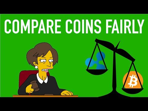 How To FAIRLY Compare Coins! Control Circulating Supply Or Market Cap!