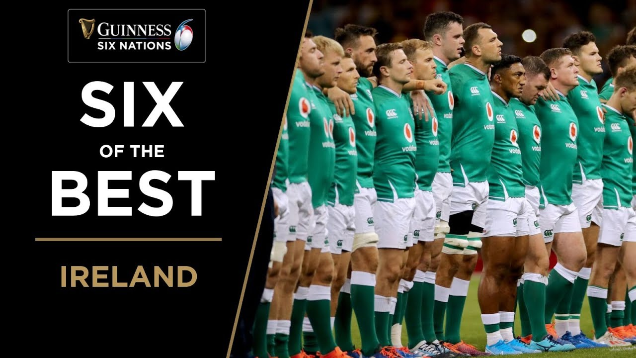 Six of the Best: Ireland | Guinness Six Nations