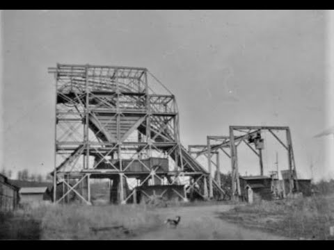 Shannon Iron Ore Mine Remains