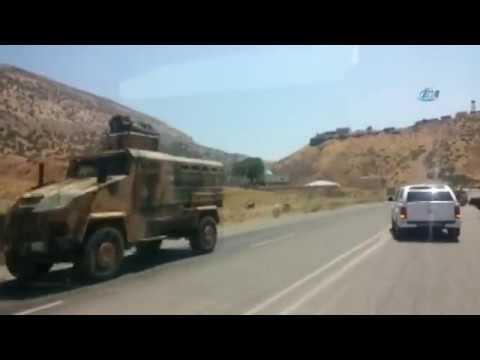 Asker Taşıyan Sivil Araca Hain Saldırı: 1 Şehit, 2 Yaralı