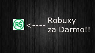 Hi, today I will show you a simple way to free robuxy. Roblox