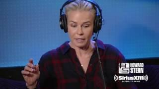 Chelsea Handler On Dating TV Executive Ted Harbert Howard Stern Show 2017