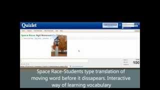Quizlet presentation-Education Studies