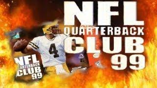 NFL Quarterback Club 99: Gooseneck Crackers vs. Raging Pony Faces