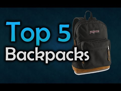 ▶️ Best Backpacks For College Students - Top 5 Backpacks in 2017