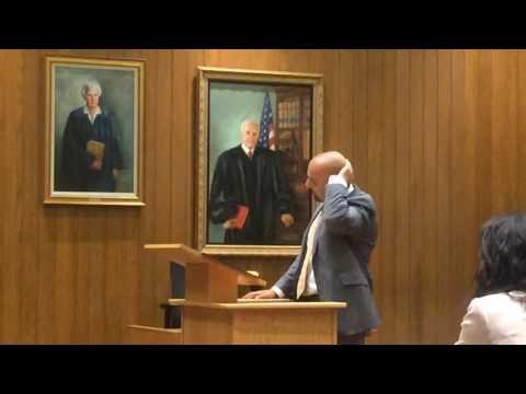 Dameian White trial