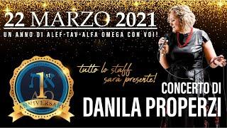 CONCERTO DI LODE - DANILA PROPERZI