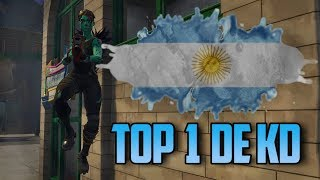 Win the shotgun solo? | KD TOP 1 | ZOMBIE SKIN | THE CHALLENGE | FORTNITE PS4 ARGENTINA