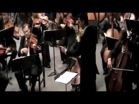 DAVID EDUARDO ROCHA conducts MOZART: La Clemenza d...