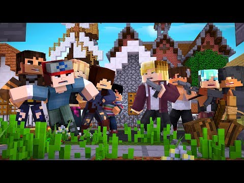 """Minecraft Crafting Dead - """"A NEW COMMUNITY!"""" S4 #9 (The Walking Dead Roleplay)"""