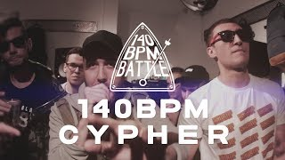 140BPM CYPHER - MUJDEY BOYZ/KNOWNAIM/VIBEHUNTER/ШУММ/ЭЛЕКТРОМЫШЬ/GOKILLA/YASNO/МАК СКИРИ