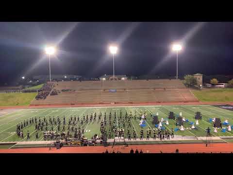 Amarillo High School Band 2019