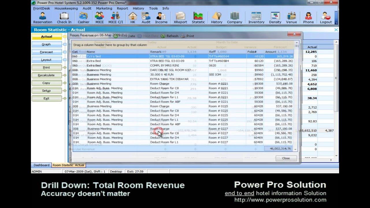 power pro hotel system pdf
