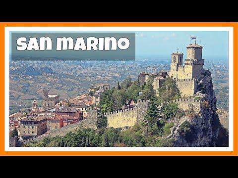 Top 10 Lugares Imprescindibles que ver y visitar 1 día en SAN MARINO | Travel Guide