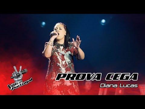 "Diana Lucas - ""No Teu Poema"" | Prova Cega | The Voice Portugal"