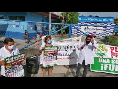Secretario de defensa insta a la población de Iquitos a sumarse a la lucha...