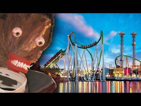Ubisoft Theme Park - 2020 Release, Assassin