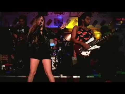 Adriana Vasco & The Hells Bells - Maniac (Michael Sembello COVER)