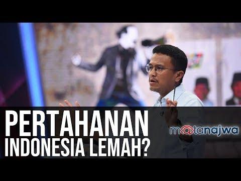Debat Usai Debat: Pertahanan Indonesia Lemah? (Part 2) | Mata Najwa