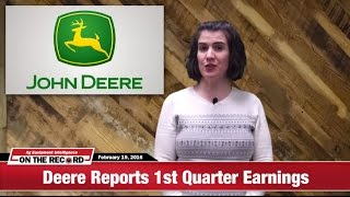 [On The Record] Will 2016 Be the Trough for Deere?