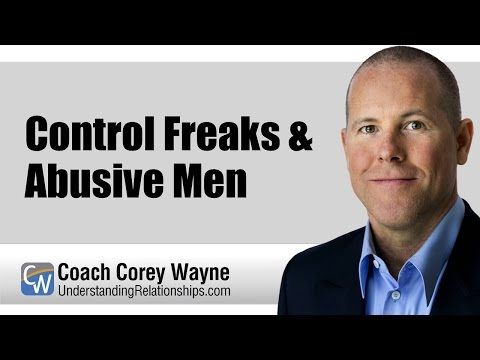 How to deal with control freaks in a relationship