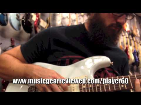 Fender Classic Player 60's Strat Review
