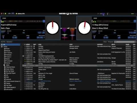 "DFW DJ School   Serato DJ Intro Tips : Setup ""Settings"""