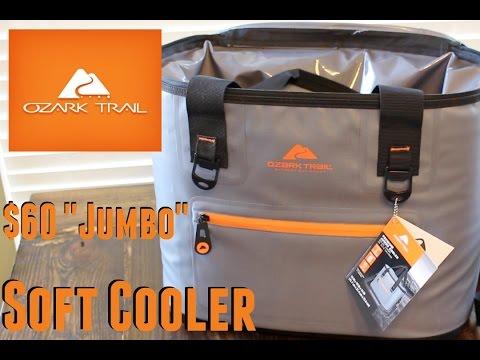 Yeti Hopper Killer - $60 Ozark Trail Jumbo Soft Cooler