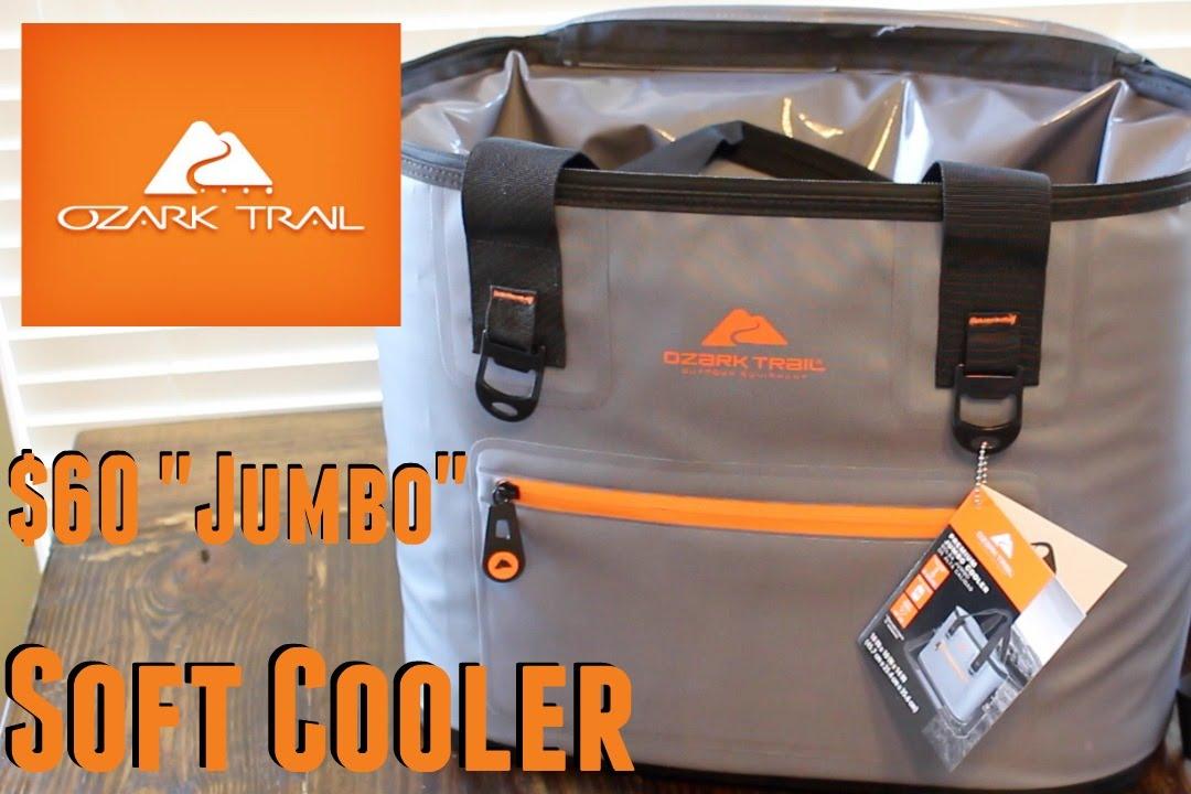 Yeti Hopper Killer 60 Ozark Trail Jumbo Soft Cooler