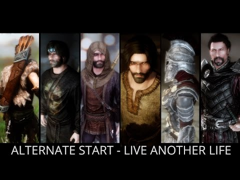 Skyrim Mods - Alternate Start - Live Another Life. Special Edition (PC | XBOX ONE)