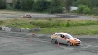 DirtFish Rally School pt. 2 (HD) - Ilya