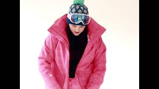 Cartel Soho Womens Plus Size Ski Jacket Coral