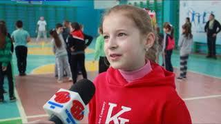Олімпійський урок з фізичного виховання пройшов в Івано-Франківську