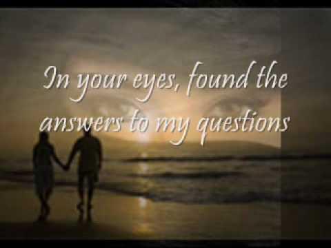 in your eyes-rachelle ann go w/ lyrics