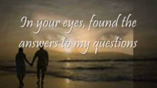 in your eyes-rachelle ann go w/ lyrics