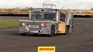Top Gear Hammerhead Eagle i-Thrust electric car driven by autocar.co.uk thumbnail