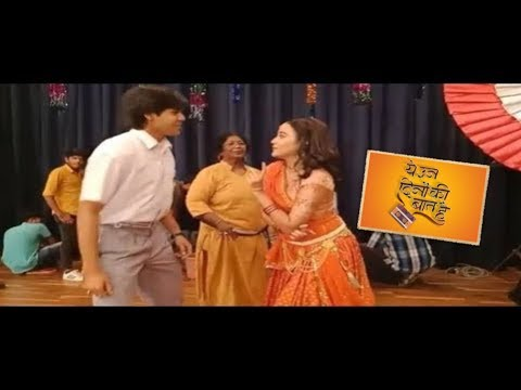 Naina Sameer Dance Competition Twist Hit And Miss Drama | Yeh Un Dinon Ki Baat Hai | TV Prime Time