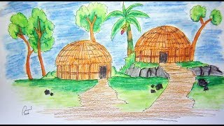 Rumah Papua Bang Buzz