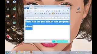 Tutorial - Como deixar a barra de tarefas do Windows 7 Home Basic e Start transparente. 2013 *-*
